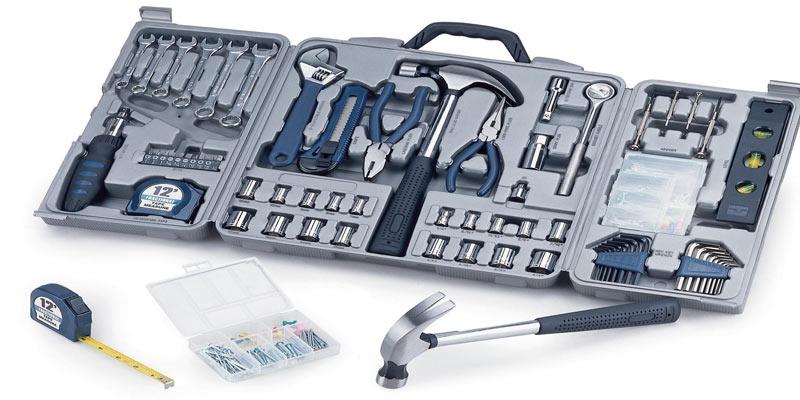 алати кои секое домаќинство мора да ги поседува